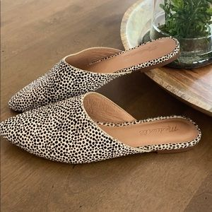 Madewell Calfhair Mules